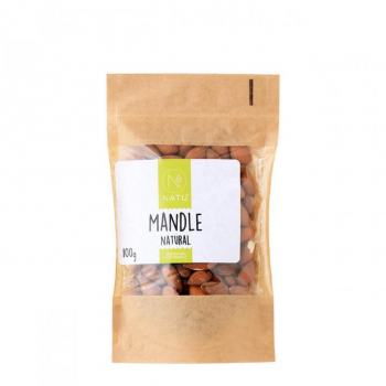MANDLE NATURAL 100g